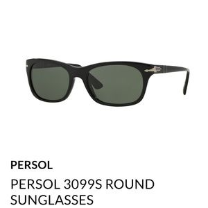 Persol 3099S polarized photo chromatic with case